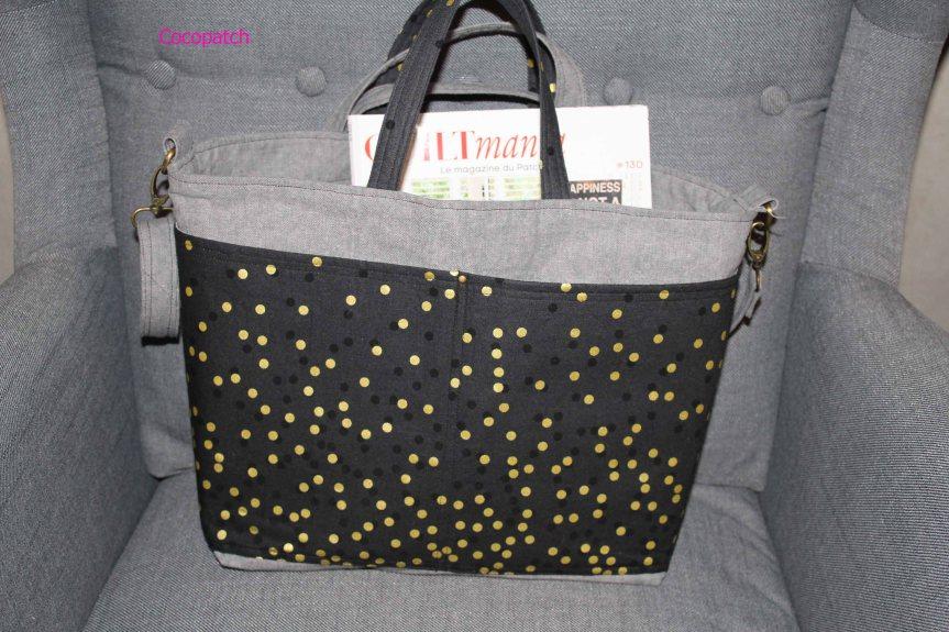 Sac Melinda Handbag de SotakHandmade